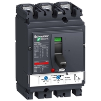 Силовой автомат Schneider Electric Compact NSX 250, TM-D, 36кА, 3P, 250А